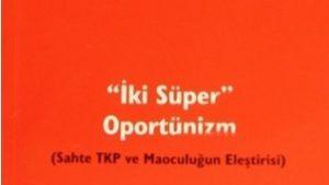 İki Süper Oportünizm