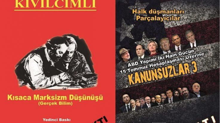 Derleniş Yayınları'ndan iki kitap: Kanunsuzlar 3 ve Kısaca Marksizm Düşünüşü (Gerçek Bilim) 7. Baskı
