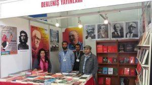 Bursa 16. TÜYAP Kitap Fuarı'nda mücadelemizi halkımızla buluşturduk