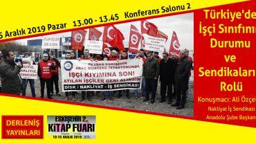 Derleniş Yayınları, 2. Eskişehir Kitap Fuarı'nda