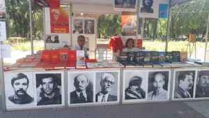 Derleniş Yayınları, 90'ıncı Enternasyonal İzmir Fuarı'ndaydı